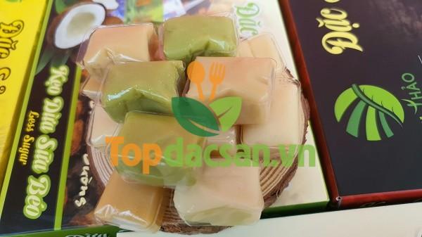 Kẹo dừa sáp Bến Tre mua ở đâu
